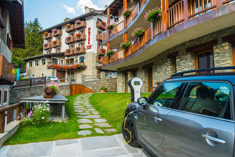 Hotel Berthod - Servizi
