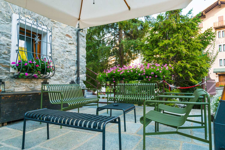 Hotel Berthod - Green