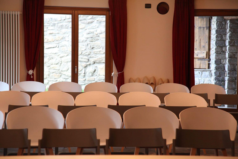 Hotel Berthod - Sala congressi